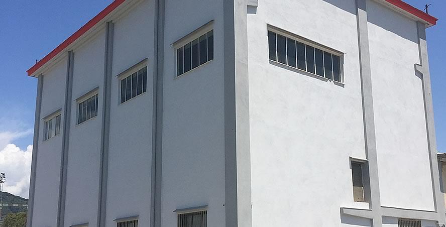 La sede di Arechi Service a Salerno